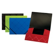 "Pendaflex® Tri-Fold Folder, 1-1/2"" Capacity, Letter, Assorted Colors (39621)"
