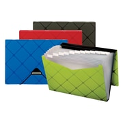 Pendaflex® Poly 13 Pocket Expanding File, Letter, Assorted Colors (39624)