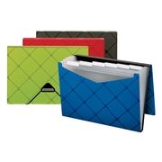 Pendaflex® Plastic 7 Pocket File, Assorted Colors (55633)