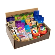 On The Go Variety Snack Box