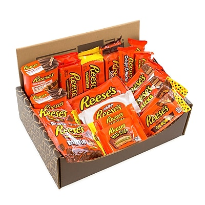 REESE'S The Ultimate Reese'S Fan Candy Variety Box, Care Package, 22/Count (700-00012) 2437105