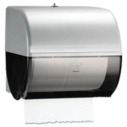 Kimberly-Clark Professional* Omni Roll Towel Dispenser, Plastic, Smoke (09746)
