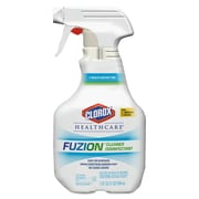 Clorox® Healthcare® Fuzion™ Cleaner Disinfectant, Unscented, 32 oz, 9/Carton (31478)