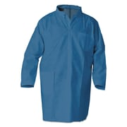 KleenGuard* A20 Breathable Particle Protection Professional Jacket, Large, Blue, 15/Carton (23873)