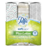 Puffs® Plus Lotion™ Facial Tissue, 2-Ply, 96 Sheets, 96/Pack (96741PK)