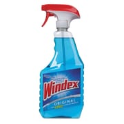 Windex® Original Glass Cleaner, 26 oz, 8/Carton (CB701953)
