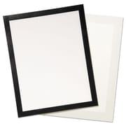 """DURABLE® DURAFRAME® Grip Sign Holder, PVC, 9-1/2"""" x 12"""", Each (4969-01)"""