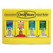 Lil' Drugstore® Cold and Flu Single-Dose Medicine Dispenser, Each (71992)