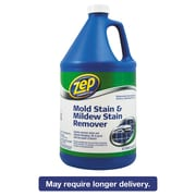 Zep Commercial® Mold Stain and Mildew Stain Remover, Chlorine, 128 oz, Each (1041694)