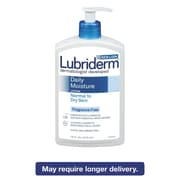 Lubriderm® Skin Therapy Hand and Body Lotion, 16 oz, Pump Bottle, 12/Carton (48323)