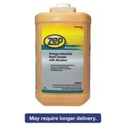 Zep Professional® Industrial Hand Cleaner, Orange, 1 gal, 4/Carton (1045070)