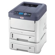Oki® C711dtn Laser Printer, Color (62446805)