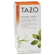 Tazo® Tea Bags, Refresh™ Mint, 1 oz Filterbag, 24/Box (149902)