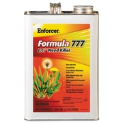 Enforcer® Formula 777 E.C.™ Weed Killer, 1 gal, Annual/Perennial Weeds;Grasses, 4/Carton (1048550)
