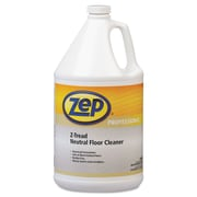 Zep Professional® Z-Tread Neutral Floor Cleaner, Fresh, 1 gal, Each (1041452EA)