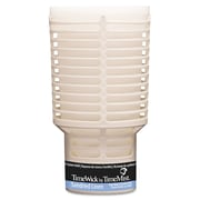TimeMist® TimeWick Dispenser Refill, 36 mL, Sundried Linen, 6/Carton (1043698)