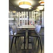Resol-Barcelona Dd Fiona Chair, Translucent/Black (30411)