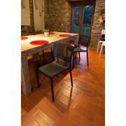 Resol-Barcelona Dd Trama Chair, Black (30688)