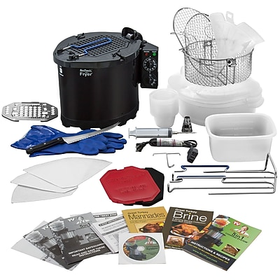 Ron Popeil's 5-in-1 Cooking System & Turkey Fryer 2536641