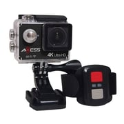 Axess® 3840 x 2160 Ultra HD Action Cameras with Remote Control