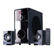 BeFree Sound 60 W 2.1 Channel Surround Sound Bluetooth Speaker System (BFS50)