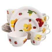 Gibson Home Haleyville 16 Piece Durham Dinnerware Set (105945.16)