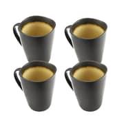 Gibson Mystic 99451.01 Amber 13.5 oz. Coffee Mug