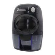 Pursonic® Mini-Capacity Electric Compact Dehumidifier, Black (DHM200)