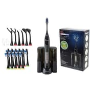 Pursonic® S520 Rechargeable Sonic Toothbrushes with 12 Brush Heads