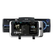 QFX® FX-181 Black Bluetooth Car Stereo System with AM/FM Radio
