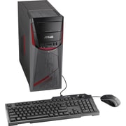 ASUS® G11CD-DB73-GTX1080 Intel i7-6700 512GB SSD 16GB RAM Windows 10 Gaming Desktop Computer