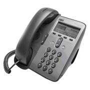 Cisco™ 7906G Unified Refurbished IP Phone, Dark Gray/Silver