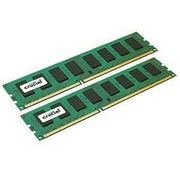 Crucial™ CT2KIT51264BA1339 8GB (2 x 4GB) DDR3 SDRAM DIMM DDR3-1333/PC3-10600 Desktop RAM Module