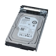 Dell™ 1KWKJ 500GB SATA 3 Gbps Hot-Plug Internal Refurbished Hard Drive, Black/Silver