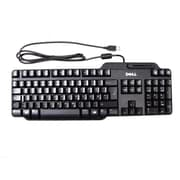 Dell™ Wired USB Keyboard, Black (FRKH8)