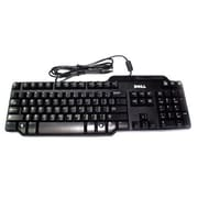 Dell™ Wired USB Keyboard, Black (RT7D60)