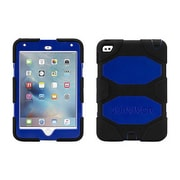 Griffin Survivor All-Terrain Black/Blue Polycarbonate/Silicone Case for iPad mini 4 (GB41356)