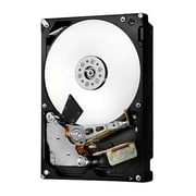 HGST Ultrastar 7K6000 4TB SAS 12 Gbps Internal Hard Drive, Black/Silver