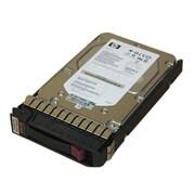 HP® 495277-006 600GB FATA 4 Gbps Hot-Plug SAN Internal Hard Drive, Black/Silver