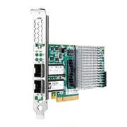 HP® NC523SFP 10 Gbps Dual Port Ethernet Server Adapter