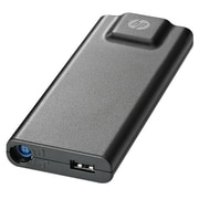 HP® 677776-003 65 W USB AC Adapter, Black