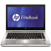 "HP® EliteBook 8460P 2nd Gen 14"" Refurbished Notebook, LED, Intel Core i5, 320GB HDD, 4GB RAM, Windows 7, Platinum"