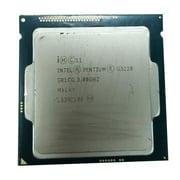 Intel® Pentium® G3000 Series G3220 Desktop Processor, 3 GHz, Dual-Core, 3MB (SR1CG)