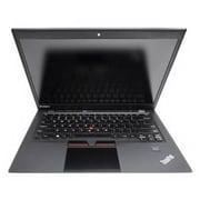 "lenovo® ThinkPad X1 Carbon 20FB0045US 14"" Ultrabook, Intel Core i7-6600U, 256GB SSD, 16GB RAM, Windows 7, Business Black"