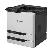 Lexmark™ CS820DTE Color Laser Workgroup Printer