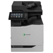 Lexmark™ CX860DE Color Laser Multifunction Printer, 42K0070, New