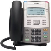 Nortel 1120E 4 x Total Line Refurbished IP Phone, Graphite/Silver