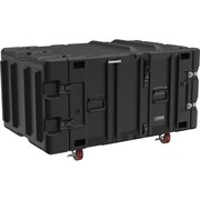 Pelican Black Polyethylene Rack Mount Case (CLASSIC-V-7U-SAE)