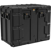 Pelican Black Polyethylene Rack Mount Case (SUPER-V-14U-SAE)