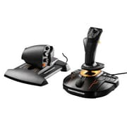 Thrustmaster® T.16000M FCS Hotas Joystick Controller, Wired, Black